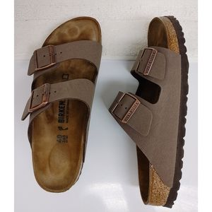 Birkenstock Arizona BS Mocca Two Traps Buckle